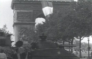 August 25 1944 Arc De Triomphe
