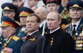 Medvedev and Puting