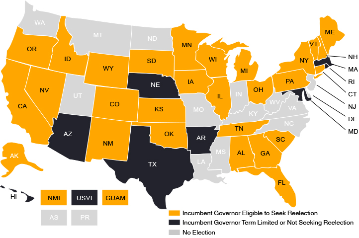 The 12 Governors Races You Need To Watch This Fall