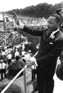 Martin Luther King Jr Day 2019