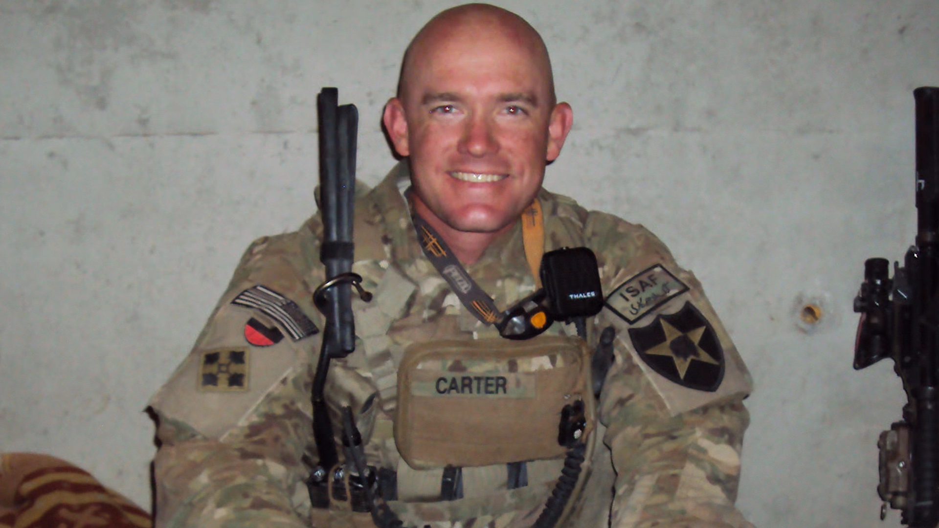 why ty carter is my choice for the medal of honor