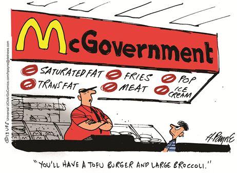 Cartoon by Henry Payne