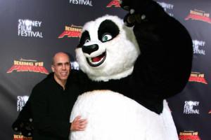 """SFF 2008: """"Kung Fu Panda"""" Sydney Premiere"""