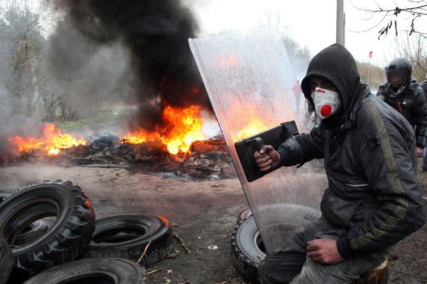 TOPSHOTS-UKRAINE-RUSSIA-CRISIS-POLITICS-SLAVYANSK