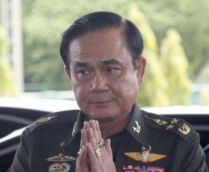 Thai Army Chief Gen. Prayuth Chan-Ocha