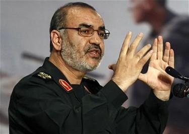 Iranian General Hossein Salami