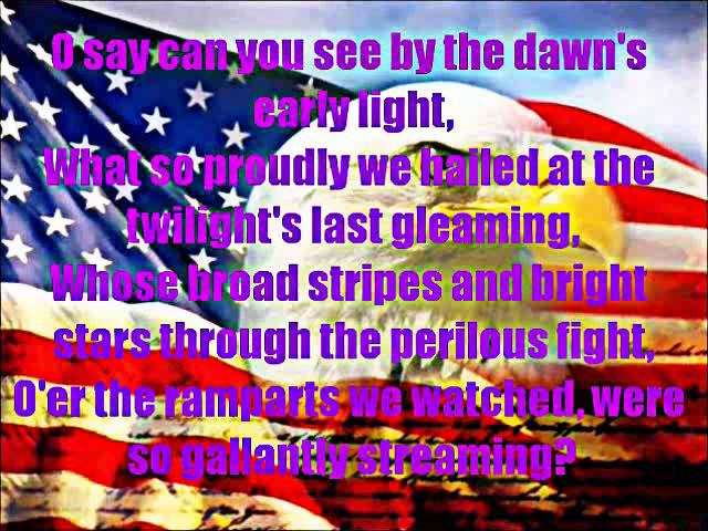 Full Star Spangled Banner Related Keywords   Suggestions   Full Star p232lPKq