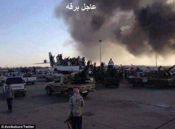 jihadis-libya
