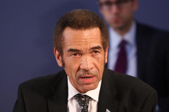 Botswana_President_Ian_Khama_