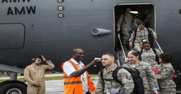 U.S.-Troops-Arrive-in-Liberia