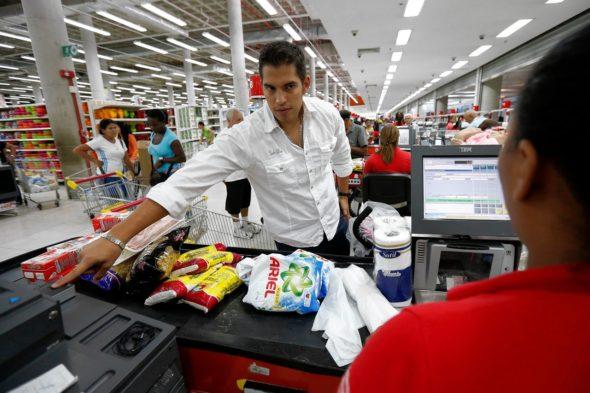 Venezuela-rationing