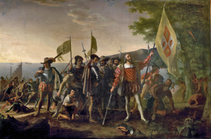 Christopher Columbus in his own words