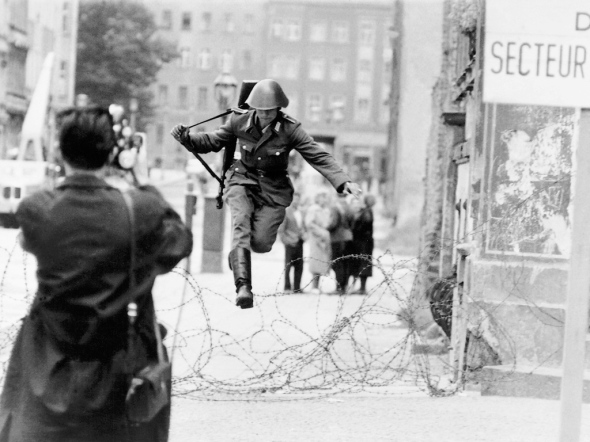 Berlin-Wall-Escape