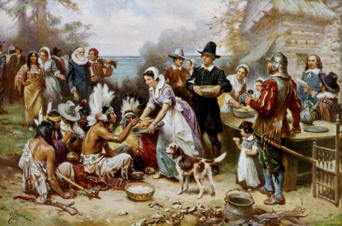 Thanksgiving Quiz 2017