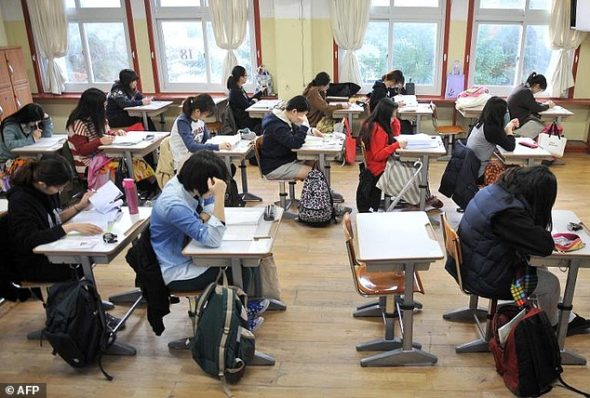 South_Korean_students