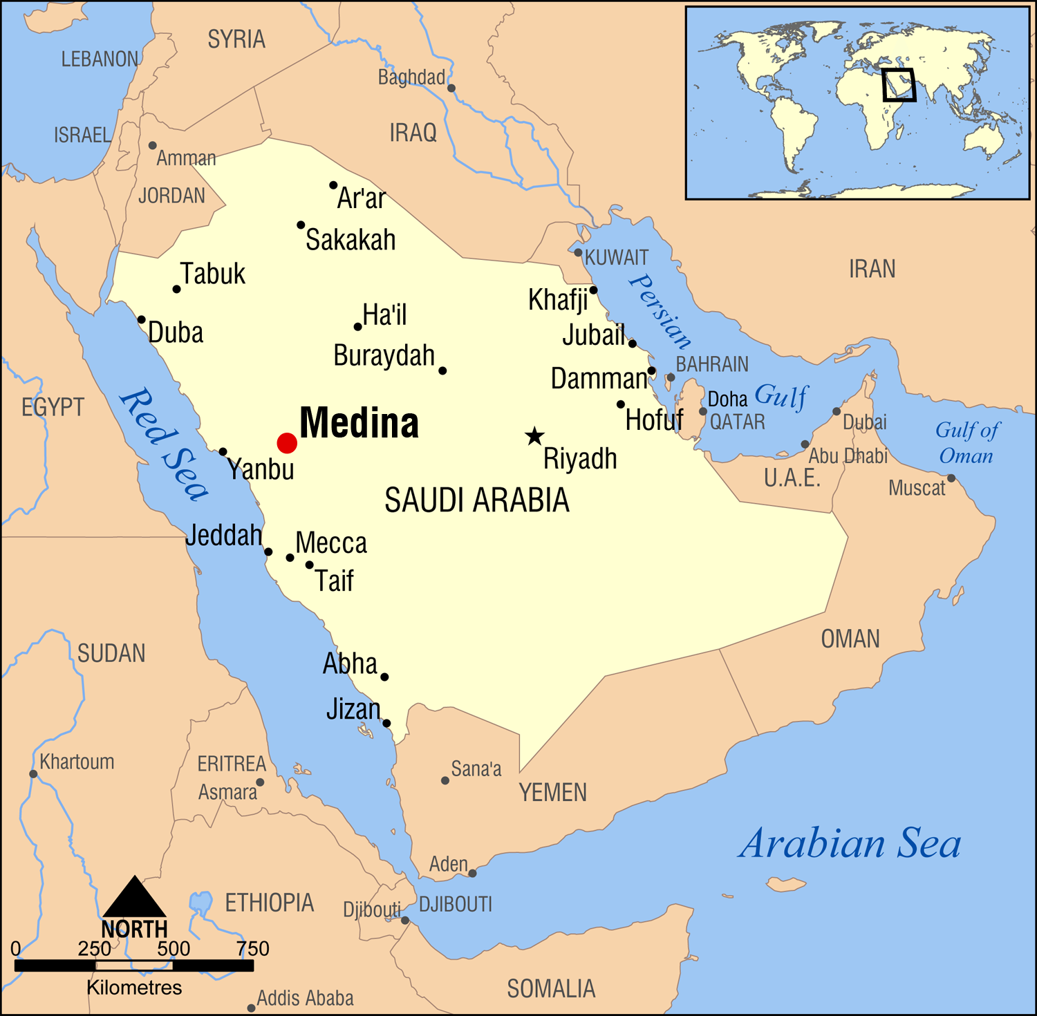 news from egypt, saudi arabia and uzbekistan Egypt Saudi Arabia Map medina_saudi_arabia_map egypt saudi arabia bridge