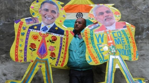 President Barack Obama will be the chief guest at India's Republic Day celebrations in Delhi