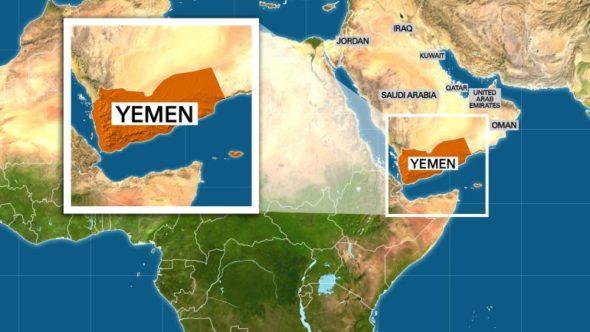 Yemen Context Map