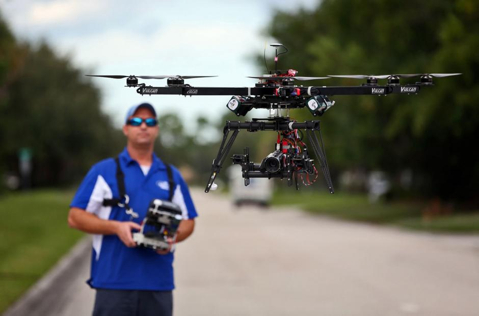 Americans OK with police drones – private ownership, not so much: Poll