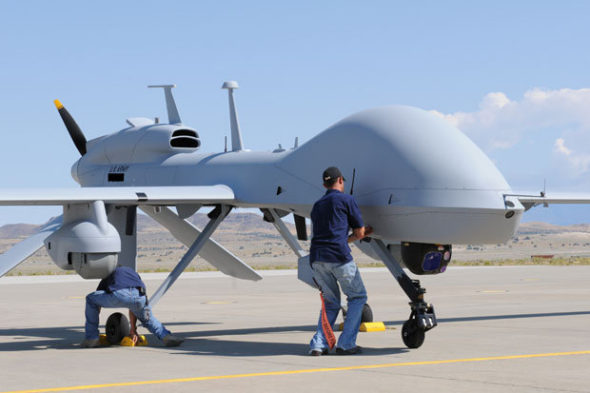 Obama Administration To Allow Allied Countries Buy Military Drones