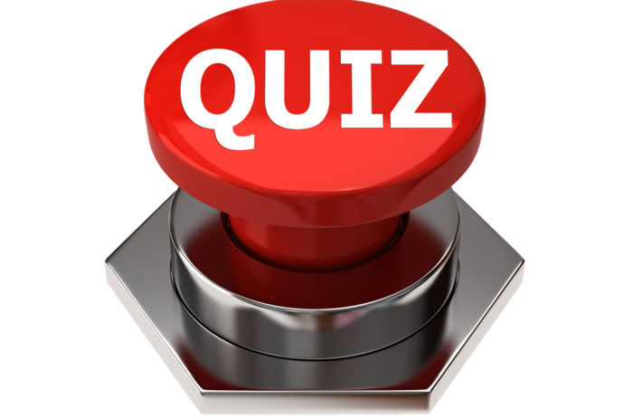 News quiz for week ending 11/6/20