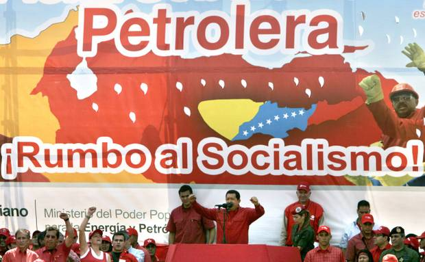 Socialist Venezuela Isn't 'Socialist' in Most Network Stories