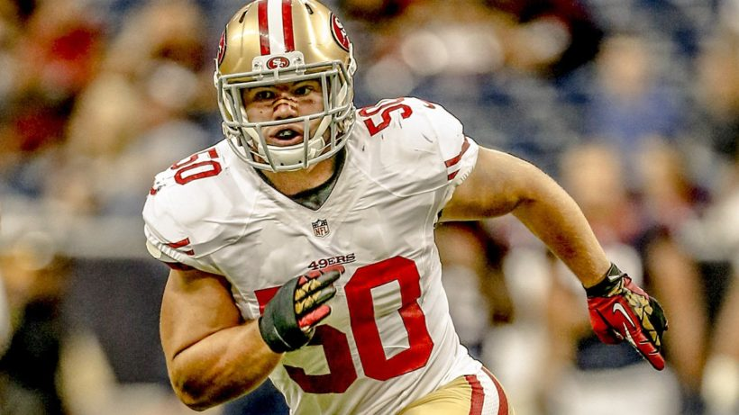 NFL star Chris Borland retiring at 24