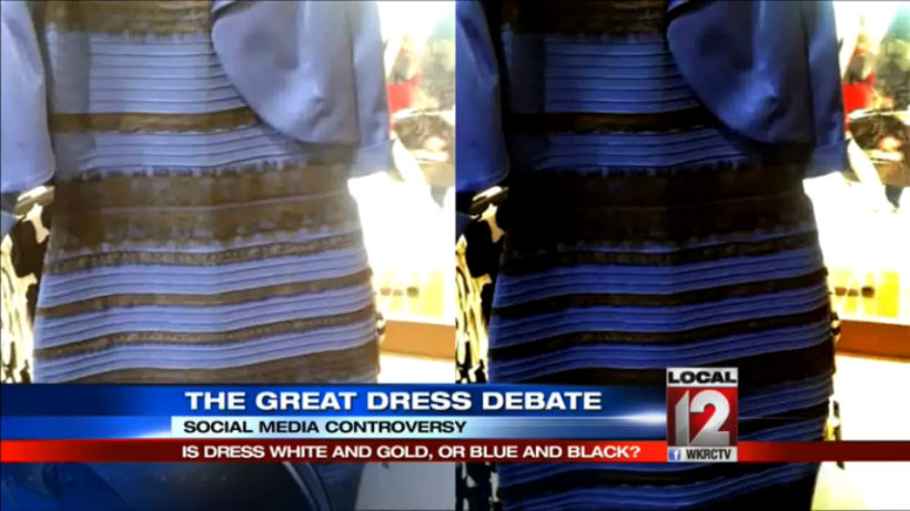 Dress color more important than Net Neutrality ruling?