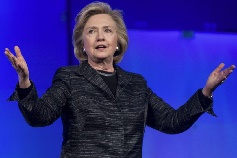 Hillary Clinton Used Personal Email Account at State Dept.