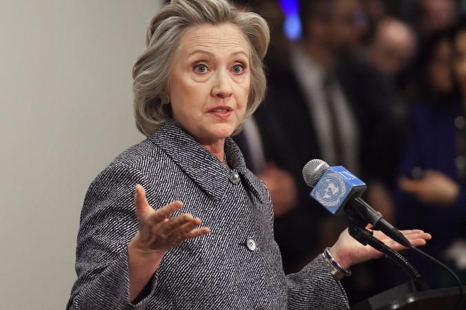 Hillary Explains