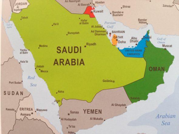 map-UAE