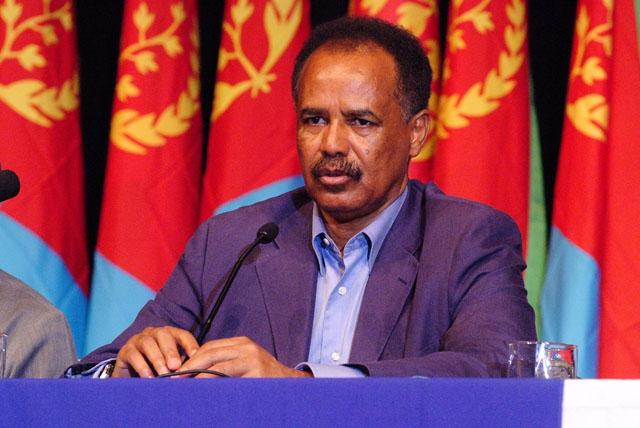 Isaias Afwerki, President of Eritrea
