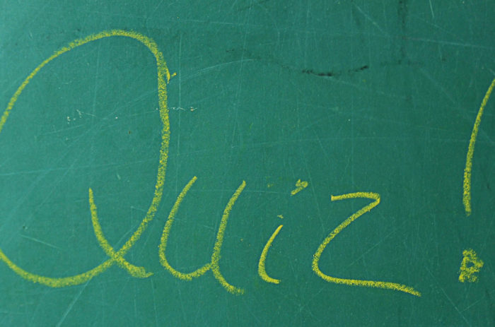 News quiz for week ending 11/01/19