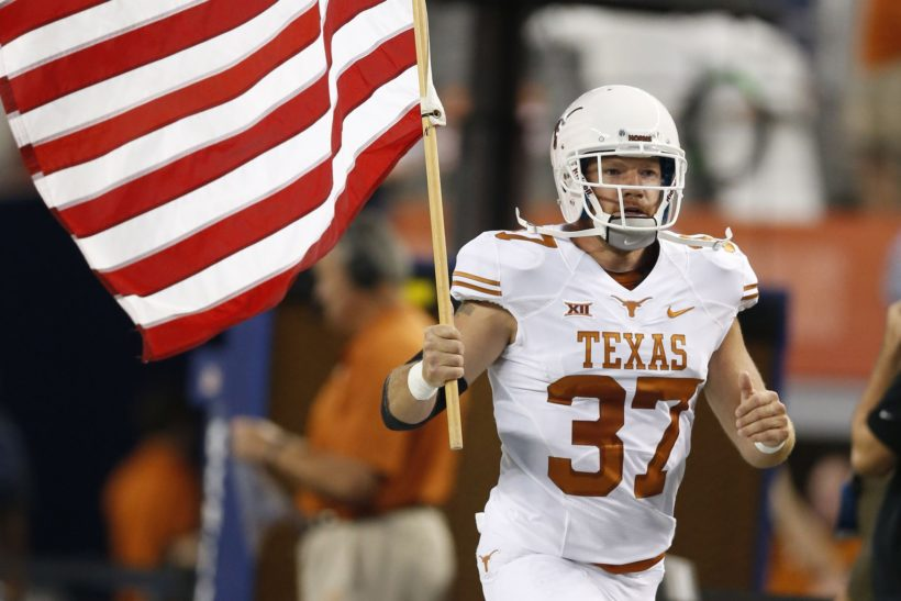 34-year-old Green Beret hopes to be NFL's most unlikely rookie
