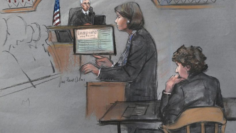 Tsarnaev guilty of all 30 counts in Boston bombing