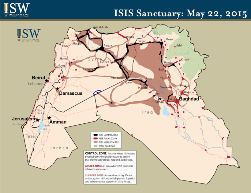 ISIS Sanctuary_22 MAY 2015_ISW