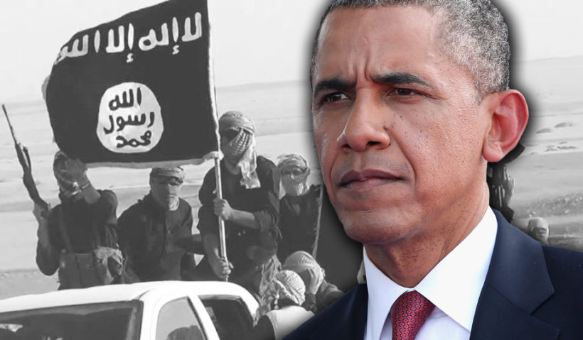 Obama Rethinks Strategy on ISIS
