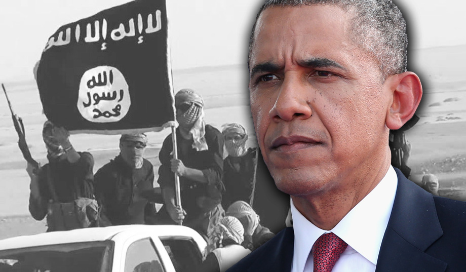 Resultado de imagem para obama isis