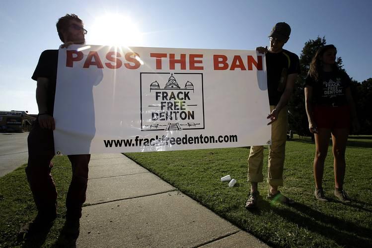 Texas Prohibits Local Fracking Bans
