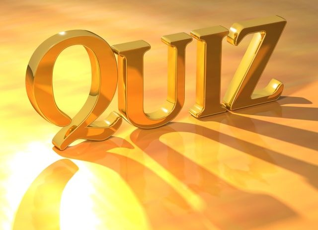 News quiz for week ending 5/29/15