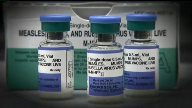 California bill to end 'beliefs' exemption for vaccines