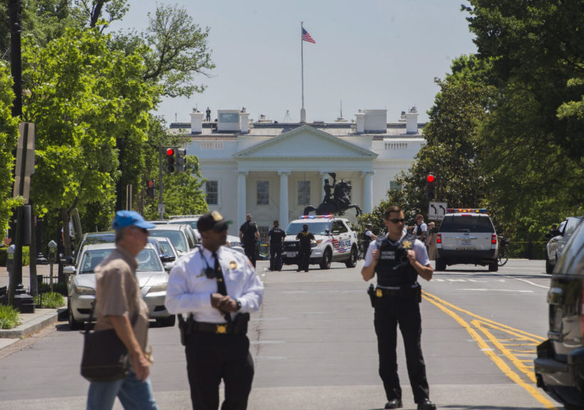 Secret Service Arrests Man After Drone Flies Near White House