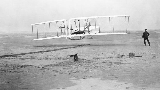 ​The Wright Brothers and the conquest of flight