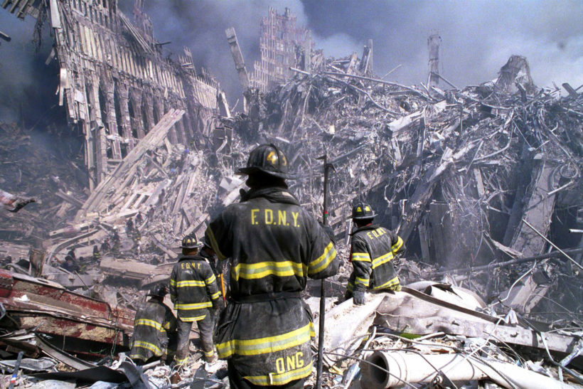 Commemorating 9/11 – 15 years later