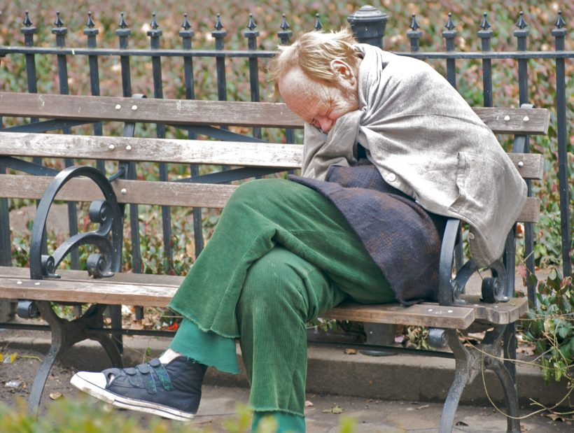 NYC's Homeless Crisis