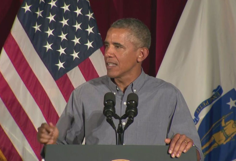 Obama orders government contractors to offer paid sick leave