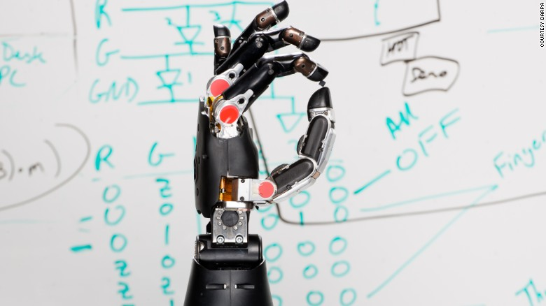 New prosthetic arm can restore lost sense of touch