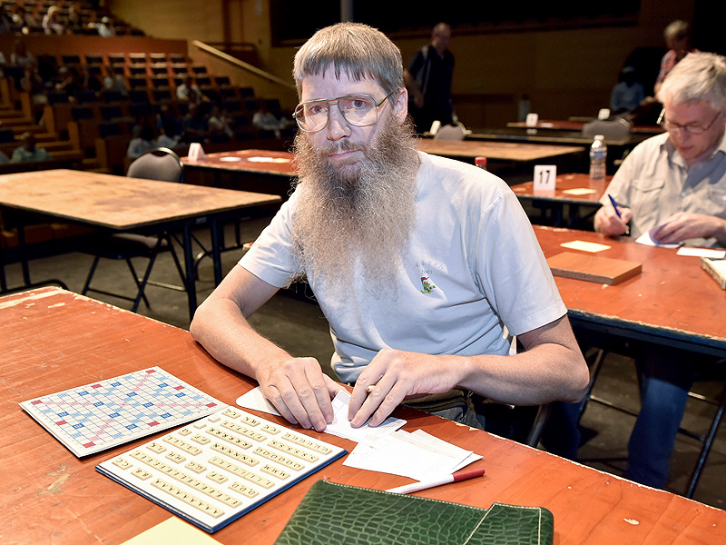 French Scrabble champion