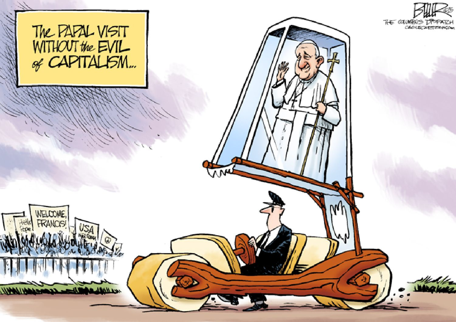 Pope And Capitalism