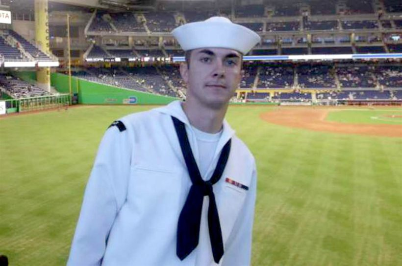 U.S. Navy Sailor Randall Smith
